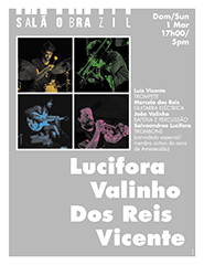Lucifora/Valinho/Dos Reis/Vicente