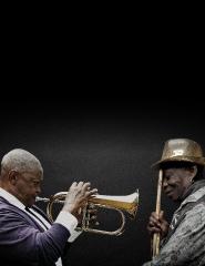 CICLO MUNDOS - Tony Allen celebrates Hugh Masekela (Nigéria)