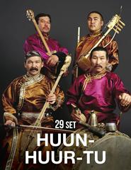 CICLO MUNDOS - Huun-Huur-Tu (Tuva)