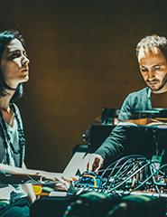 SOM RISCADO | Drumming GP + Joana Gama, Luís Fernandes & Pedro Maia