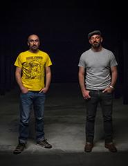 SOM RISCADO | Frankie Chavez & Peixe // Grafonola Voadora e Napoleão M