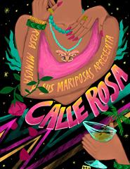 Rosa Mimosa y Sus Mariposas apresentam Calle Rosa *02260220*