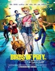 Birds of Prey # 17h|21h50