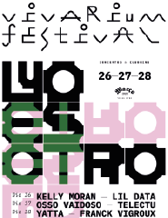 Vivarium Festival - Kelly Moran + Lil Data