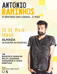 ANTÓNIO RAMINHOS - O SENTIDO DAS COISAS... E ISSO