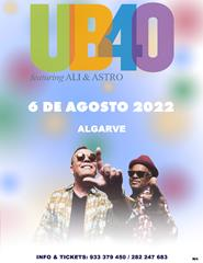 UB40 | Feat. Ali & Astro