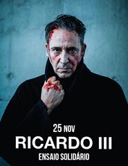 Ricardo III - Ensaio Solidário