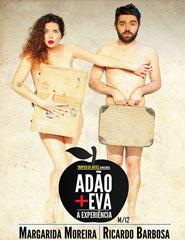 ADÃO + EVA a experiência