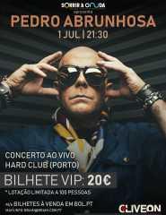 Pedro Abrunhosa - VIP