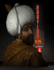 BAJAZET, considerando O Teatro e a Peste