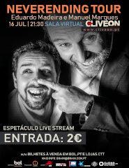 Eduardo Madeira e Manuel Marques - NEVERENDING TOUR