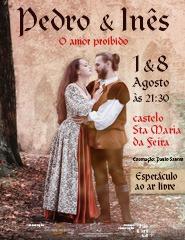 Pedro e Inês - O Amor Proibido