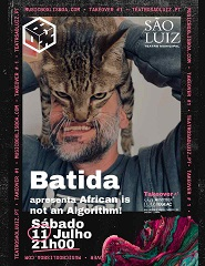 Batida apresenta: The Algorithm is not African! - Musicbox no SLTM