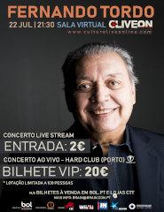 Fernando Tordo - Bilhete VIP