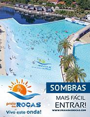 Praia das Rocas - Sombras 2020