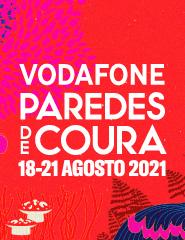 Vodafone Paredes de Coura 2021 - Passe Geral - Troca 2020