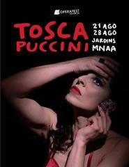 Tosca Puccini OPERAFEST Lisboa
