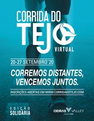 Corrida do Tejo – Edição Especial Solidária 2020