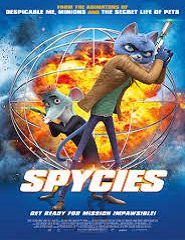 Spycies: Agentes Especiais # 11h00|13h00