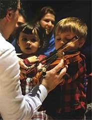 Orquestra para bebés - dia 20 de dezembro - Especial Natal