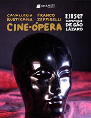 Cine-ópera Cavalleria Rusticana OPERAFEST Lisboa