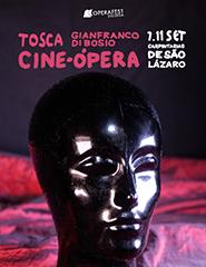 Cine-ópera Tosca OPERAFEST Lisboa