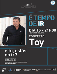 É Tempo de Ir | Toy - Live Streaming