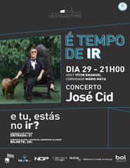 É Tempo de Ir | José Cid