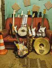 Trabalho da Casa: The Nancy Resistance Wide Band