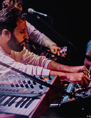BMA | Moullinex - A eletrónica em palco