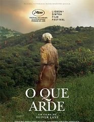 CINECLUBE CCC | O QUE ARDE, de Olivier Laxe