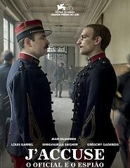 CINECLUBE CCC | J'ACCUSE - O OFICIAL E O ESPIÃO, de Roman Polanski