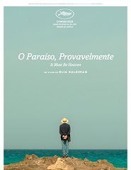 CINECLUBE CCC | O PARAÍSO, PROVAVELMENTE, de Elia Suleiman