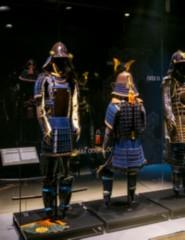 Armadura de Samurai| Em Conversa com as Peças