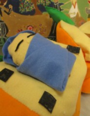 O Menino Pêssego - Momotaro| Histórias Com... Origami