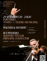 WAGNER E SCHUBERT | Orquestra Clássica do Sul
