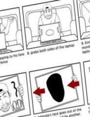 Como Fazer Storyboards Para Cinema e Televisão| Workshop