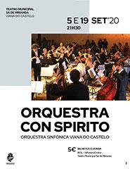 Orquestra Con Spirito - Orquestra Sinfónica Viana do Castelo