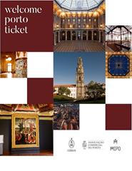 Welcome Porto Ticket - Palácio da Bolsa + Torre Clérigos + MMIPO