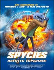 SPYCIES - AGENTES ESPECIAIS