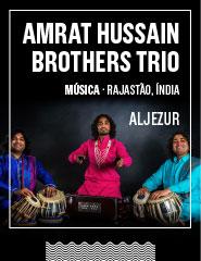 AMRAT HUSSAIN BROTHERS TRIO -  CONCERTO