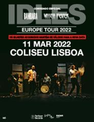 IDLES | EUROPE 2021