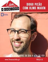 Diogo Picão com Olmo Marín