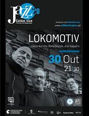 Caldas nice Jazz'20 | Lokomotiv