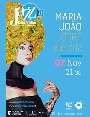 Caldas nice Jazz'20 | Maria João