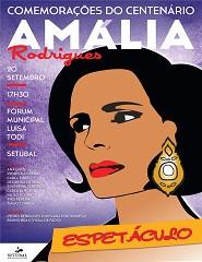 Centenário de Amália Rodrigues