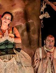 XXV FITCM | Camino del Paraíso | Teatro do Guirigai
