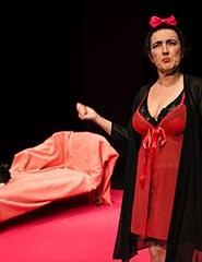 XXV FITCM | Una Donna Sola | Teatro das Beiras