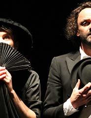 XXV FITCM | Sagapó | Teatro C'art/Teatro del Respiro