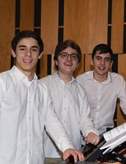 N. TALENTOS - Francisco Lucena Pais, António Narciso & Mateus Barros